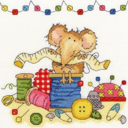 Bothy Threads  XSW9  Sewing Mouse