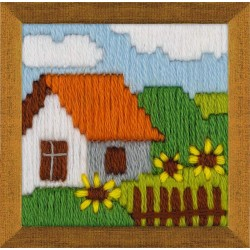 RIOLIS  1650  Cottage Garden