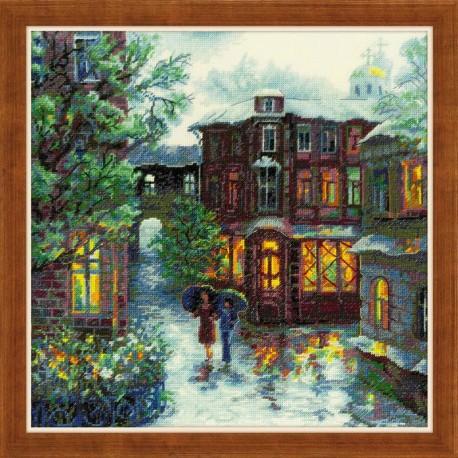 RIOLIS  1677  Été pluvieux