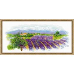 RIOLIS  1690  Provence en fleurs