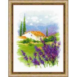 RIOLIS  1691  Ferme en Provence