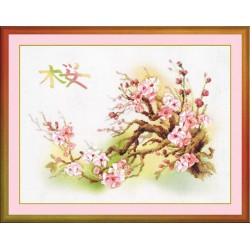 Branche  de  Sakura  PT0029  Riolis