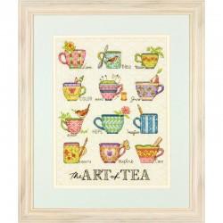 Dimensions  70-35335  L'art du thé