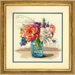 Dimensions  70-35334  Bouquet de jardin