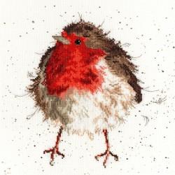 Bothy Threads XHD5 Jolly Robin