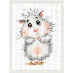 Chudo Igla  Magic Needle  19-16  Achetez un hamster,  s'il vous plait!  Point compté