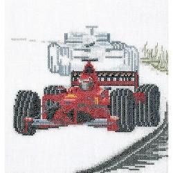 Formule  1,  3052A  Aïda  Thea Gouverneur