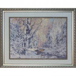 Krasa i Tvorchist | kit  Winter Tale |  Krasa i Tvorchist  11008 | Broderie du monde