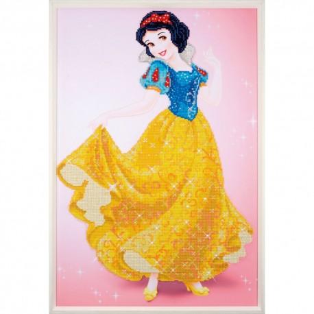 Broderie Diamant  VERVACO  0173561  Blanche-neige  Disney
