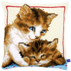 Coussin  Chatons jouants  0149235  Vervaco