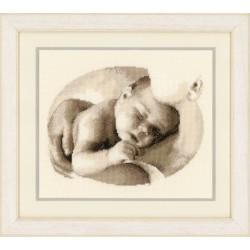 Amour  maternel  0150185  Vervaco  Broderie  Point de croix compté