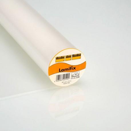Vlieseline H250  Blanc  Entoilage thermocollant non tissé  90 x 100 cm