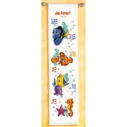 Vervaco 0014858  Toise  Finding Nemo  Broderie  Point de croix compté  Aida