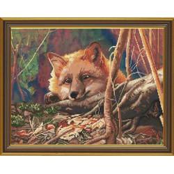 Nova Sloboda  kit Sly Fox  Nova Sloboda  CD 3081 | Broderie du monde