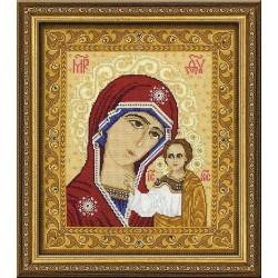 Kit point compté  Notre-Dame de Kazan 1038  Riolis