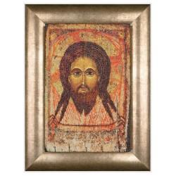 Thea Gouverneur 478A  Icône  Holy Face  Broderie  Point de croix compté  Aida