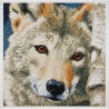 Lanarte 0184321  Loup  Peinture Diamant