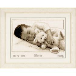 Vervaco | kit | Mère et enfant  Vervaco  0012175 | Broderie du monde