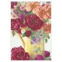 Kit point de croix  Bouquet de roses 3019  Thea Gouverneur