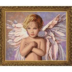 Nova Sloboda  kit Baby Angel  Nova Sloboda  CD 3111 | Broderie du monde