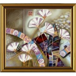 Nova Sloboda  kit Inspiration Puzzles  Nova Sloboda  HK 3133 | Broderie du monde