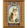 Nova Sloboda  kit Cat from the constellation of Aries  Nova Sloboda  HK 4086 | Broderie du monde
