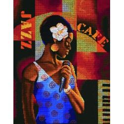 Maia | kit  Jazz Café | Maia  5678000-01149 | Broderie du monde