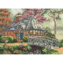 Maia | kit  Friendship Cottage | Maia  5678000-05027 | Broderie du monde