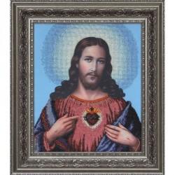 Krasa i Tvorchist | kit  Seigneur Jésus  Krasa i Tvorchist  30409 | Broderie du monde