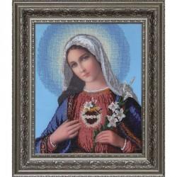 Krasa i Tvorchist | kit  Sainte Marie  Krasa i Tvorchist  20409 | Broderie du monde