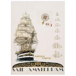 Kit point de croix  Sail 1995  2080A  Thea Gouverneur