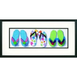 Frénésie  flip-flop  Dimensions  35148