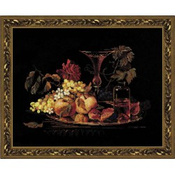 Riolis  kit Still Life  Collection Premium  Riolis  100/014 | Broderie du monde