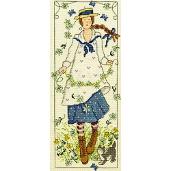 Bothy Threads  Country Lass  Daisy  XCL5