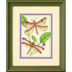 Dimensions  65029  Deux  libellules
