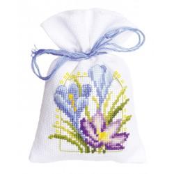 Sachet  senteur  Fleurs  printanières  0147592  Vervaco
