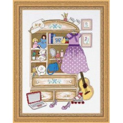 Riolis  Girl's  Locker  1373
