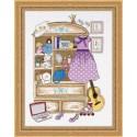 Riolis  Girl's  Locker  1373