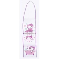 Vervaco | kit  broderie  point de croix  compté  Range papier toilette  Hello Kitty | Vervaco  0149236 | Broderie du monde