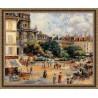 Riolis  kit Square of the Trinity, Paris   Riolis  1396   Broderie du monde