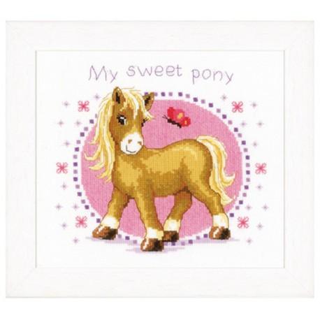 Vervaco,  kit  Mon  petit poney