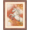 Vervaco,  kit  L'unicorne