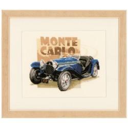 Vervaco,  kit  Monte Carlo  0145083