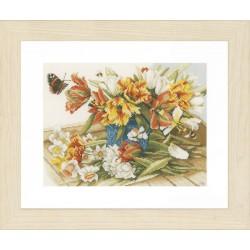 Lanarte  Jonquilles  et  Tulipes  0154324  Marjolein  Bastin