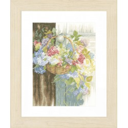 Lanarte  Panier  de  fleurs  0154331