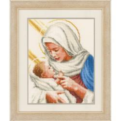 Vervaco,  kit  Marie  et  Jésus