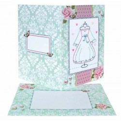 Anchor  kit  Broderie  point de croix  Carte  de  Mariage  Anchor  RDK 48