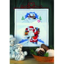 Permin,  Kit  Pochette,  La  Lettre  au  Père Noël
