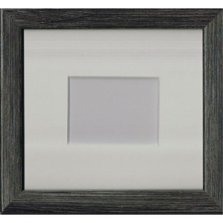 permin cadre photo en bois avec passe partout permin. Black Bedroom Furniture Sets. Home Design Ideas