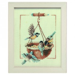 Lanarte,  kit  Le  Festin  des  Oiseaux